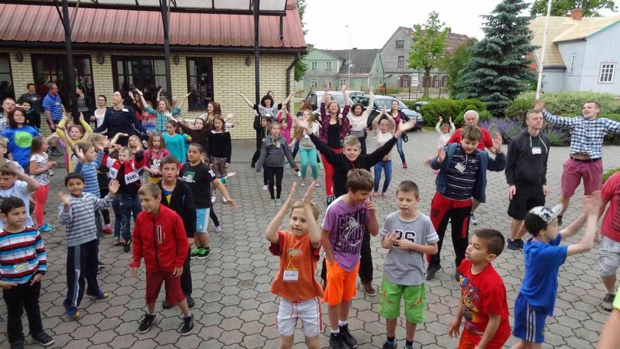 Orphan camp 2015