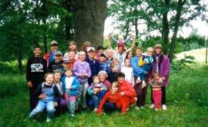 1st Orphan camp 1996