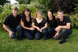 Gruznins' family year 2013